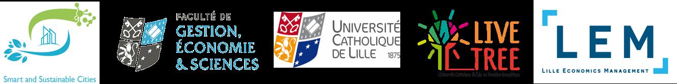 logo université, smart cities